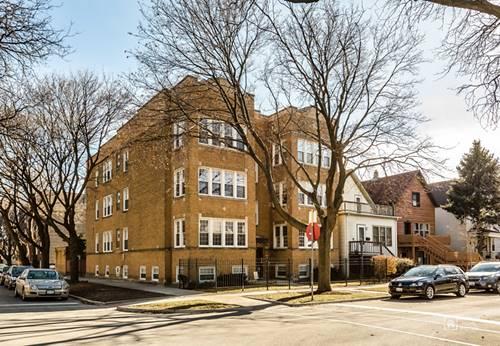 5125 N Claremont Unit 1S, Chicago, IL 60625 Ravenswood
