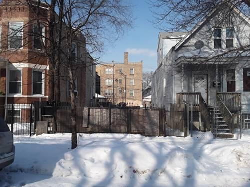 4112 W Potomac, Chicago, IL 60651 Humboldt Park