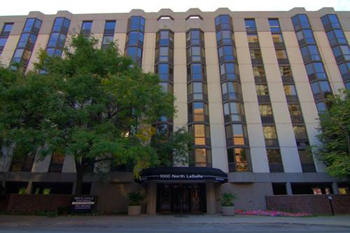 1000 N La Salle Unit 610, Chicago, IL 60610 Near North