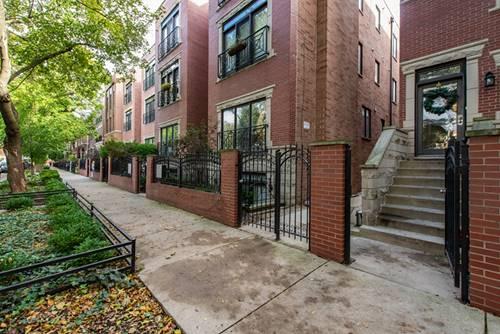 2711 N Wilton Unit 1, Chicago, IL 60614 Lincoln Park