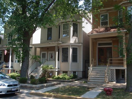 3731 N Bosworth Unit 1, Chicago, IL 60613 Lakeview