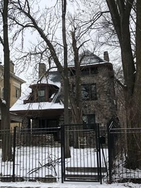 4840 S Ellis, Chicago, IL 60615