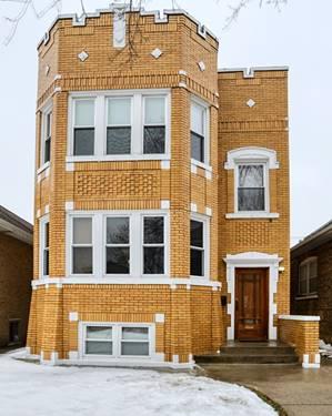 5223 W Henderson, Chicago, IL 60641