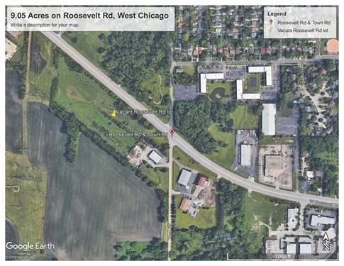 0 Roosevelt, West Chicago, IL 60185