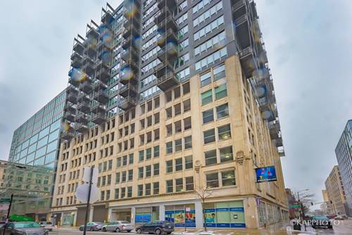565 W Quincy Unit 1706, Chicago, IL 60661 West Loop