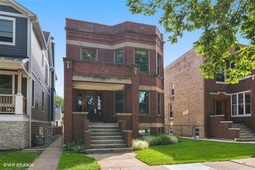 4125 N Springfield, Chicago, IL 60618