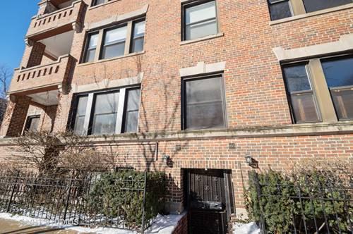852 W Grace Unit S, Chicago, IL 60613 Lakeview