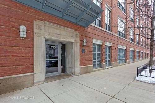 1735 N Paulina Unit 513, Chicago, IL 60622 Bucktown