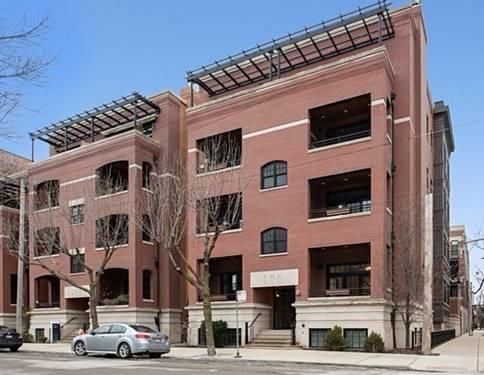 100 S Sangamon Unit 3N, Chicago, IL 60607 West Loop