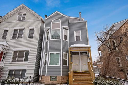 1116 W George, Chicago, IL 60657 Lakeview