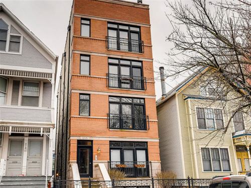 915 W Fletcher Unit 4, Chicago, IL 60657 Lakeview