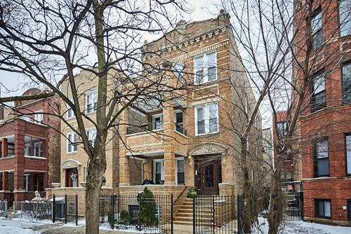 2345 W Thomas Unit 2F, Chicago, IL 60622 Ukranian Village