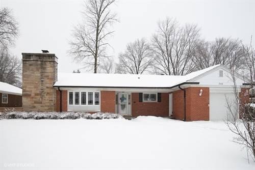 346 Cornell, Des Plaines, IL 60016