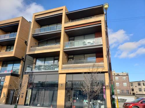 2491 N Milwaukee Unit 3S, Chicago, IL 60647 Logan Square