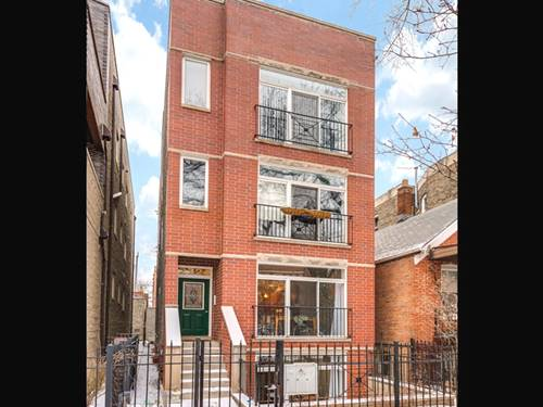 2724 W Cortez Unit 1, Chicago, IL 60622