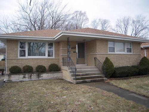 16558 Dobson, South Holland, IL 60473