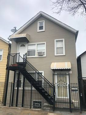 2721 S Crowell, Chicago, IL 60608
