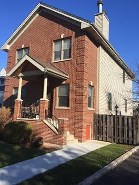 5955 N Canfield, Chicago, IL 60631
