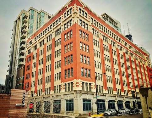 732 S Financial Unit 413, Chicago, IL 60605 South Loop