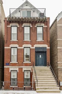 2141 W Webster Unit BF, Chicago, IL 60647 Bucktown