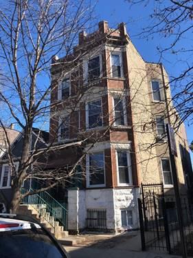 1657 N Francisco Unit 1, Chicago, IL 60647 Logan Square