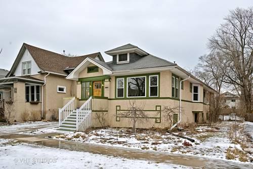 638 N Taylor, Oak Park, IL 60302
