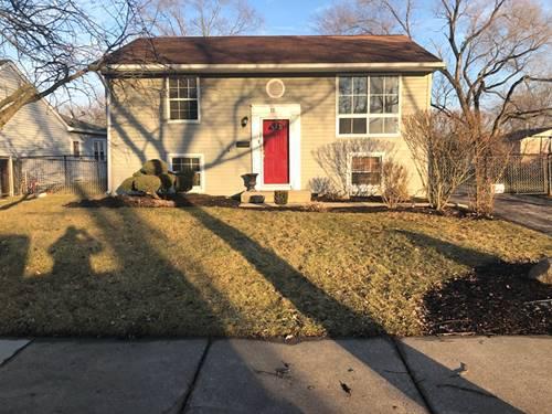 33 N Oak, Glenwood, IL 60425