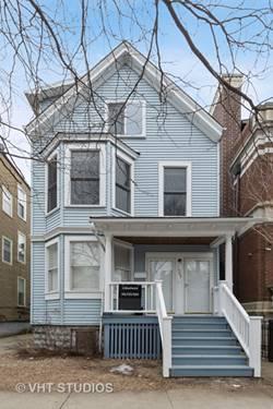 1505 W Grace, Chicago, IL 60613 Lakeview