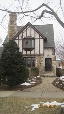 840 Courtland, Park Ridge, IL 60068