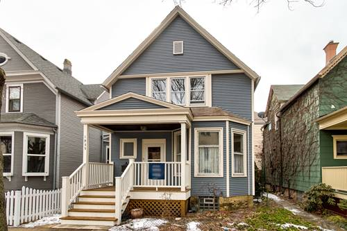 1955 W Cornelia, Chicago, IL 60657 Roscoe Village