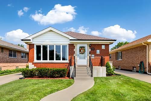7768 W Sunnyside, Norridge, IL 60706