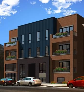 3016 W Belmont Unit 3W, Chicago, IL 60618