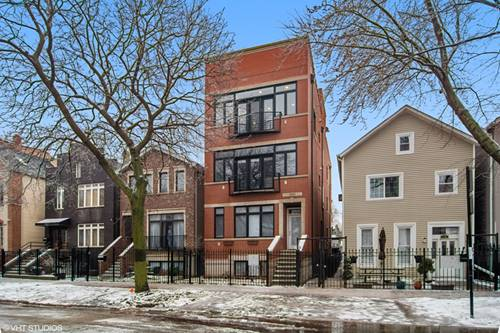 2451 W Cortland Unit 3, Chicago, IL 60647