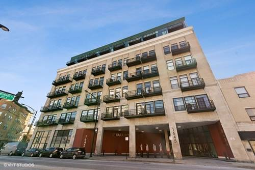 1645 W Ogden Unit 441, Chicago, IL 60612