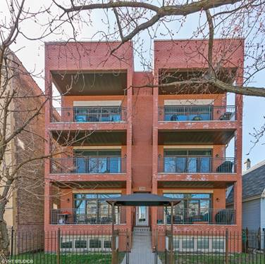 3104 N Kimball Unit 1S, Chicago, IL 60618