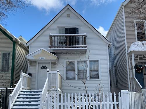 3019 N Oakley, Chicago, IL 60618 West Lakeview