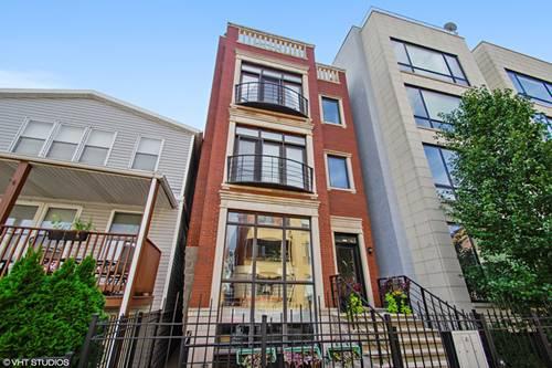 1517 W Fry Unit 1, Chicago, IL 60642 Noble Square