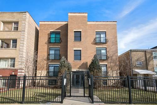 4843 N Harding Unit 3S, Chicago, IL 60625