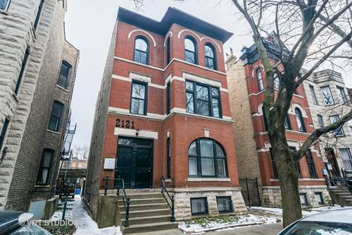 2121 N Sheffield Unit 2W, Chicago, IL 60614 West Lincoln Park