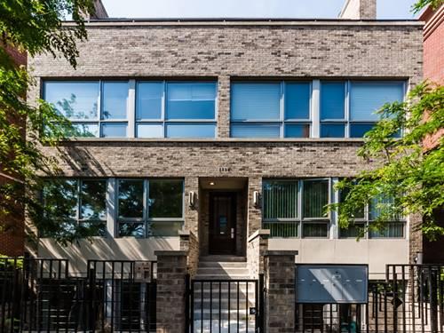 1620 W Augusta Unit 1W, Chicago, IL 60622 Noble Square