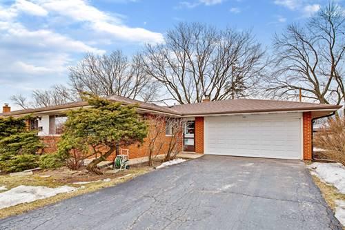 355 W Kathleen, Des Plaines, IL 60016