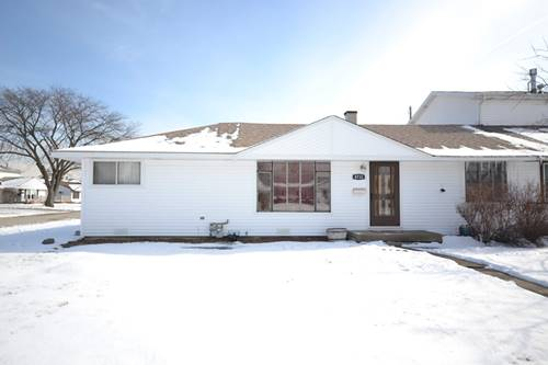 8733 S Beck, Hometown, IL 60456