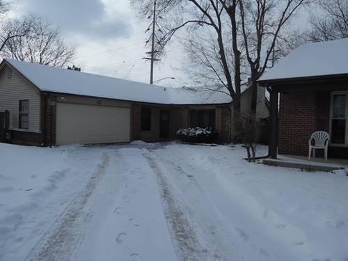 12 Southbury, Streamwood, IL 60107