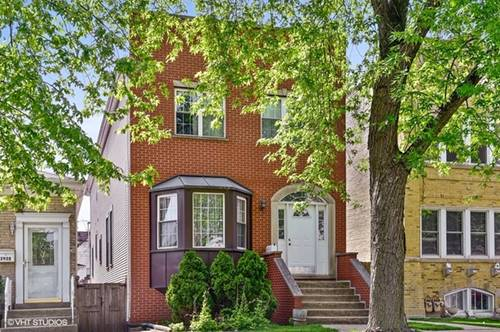 2930 N Rockwell, Chicago, IL 60618 West Lakeview