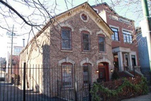 1832 N Maud, Chicago, IL 60614 Lincoln Park