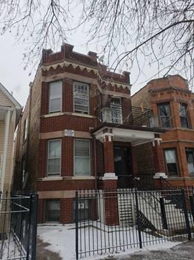3928 N Bernard, Chicago, IL 60618