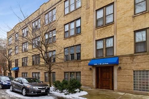 1205 W Lill Unit 2, Chicago, IL 60614 Lincoln Park