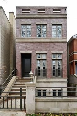 1634 N Hermitage, Chicago, IL 60622 Bucktown