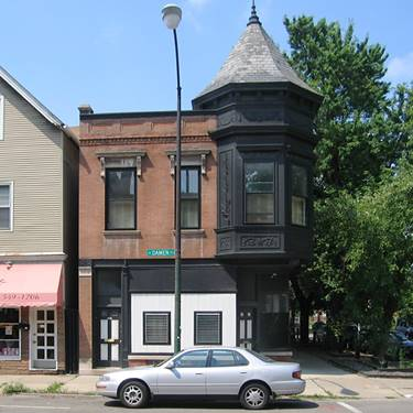 3258 N Damen, Chicago, IL 60618 Roscoe Village