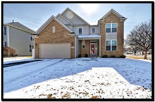 7614 Heatherstone, Plainfield, IL 60586